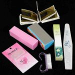 Katz ingnail Nail Art Kit studio à ongles soin des ongles Nail Ongles Poudre Acrylique Pinceau Glitter Tip outils