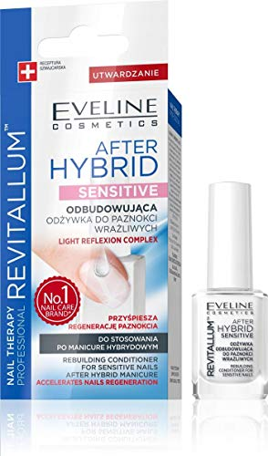 Eveline Cosmetics Baume à Ongles après Hybride Sensible 12 ml