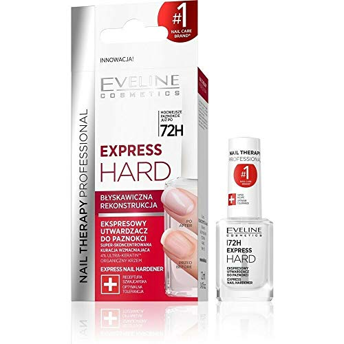 Eveline Cosmetics Baume à Ongles Express Hard Hardening 12 ml