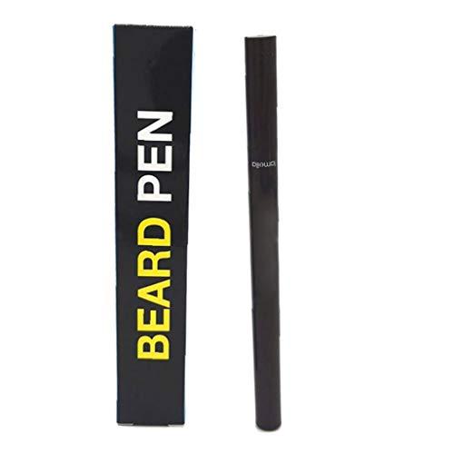 Barbe Pen Barber Crayon Pinceau Homme Forme Mustache réparation efficace Améliorer étanche du visage Cheveux 2 Packs beauté et cosmétiques