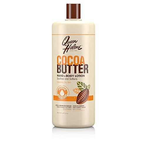 Queen Helene Lotion Corps/Mains au Beurre de Cacao 907 g