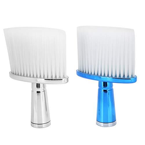 Brosse de cou Brosse de plumeau de cou professionnelle Outil de coiffure portable pour le maquillage pour un usage domestique pour la beauté pour l'homme et la femme