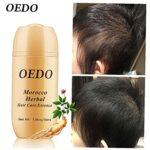 Réparation des cheveux Sérum rapide puissant Huile Soin des cheveux avec Herble Essence pour cheveux secs croissance traitement 30ML Damaged