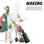 De Algarum Natura @MAKING SCHOOL – Stimuleringsfonds DDW16