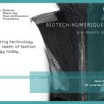 Public Talk & Panel & Exhibition  // Biotech Numerique – Bio Meets Digital @Atelier Néerlandais – Paris (FR)