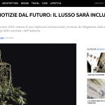 Press Article // Buone Notizie dal futuro @Elle Decor