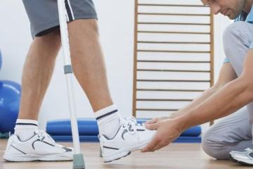 Διαταραχές ισορροπίας βάδισης