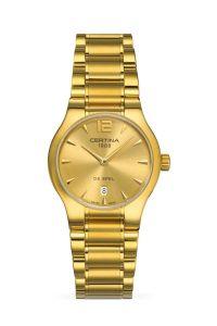 relojes de mujer, de moda, de marca certina