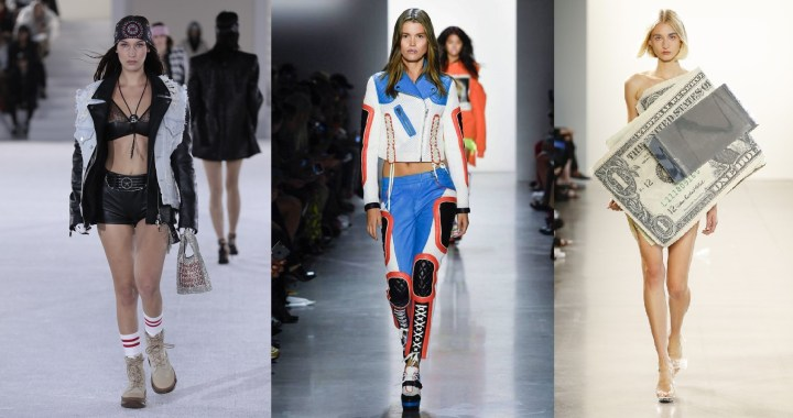 New York Fashion Week Spring Summer 2019 – Looks and Trends