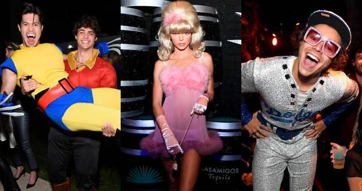 I Migliori Costumi Di Halloween Delle Celebrità