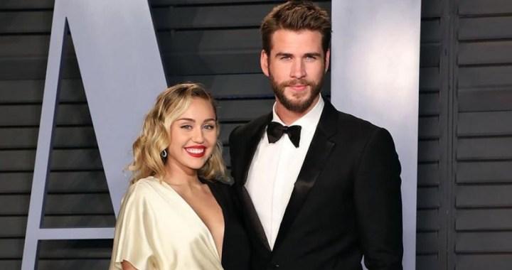 Miley Cyrus E Liam Hemsworth – Matrimonio In Segreto