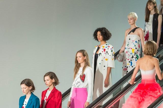 milano fashion week, settimana della moda di milano per la ss2019