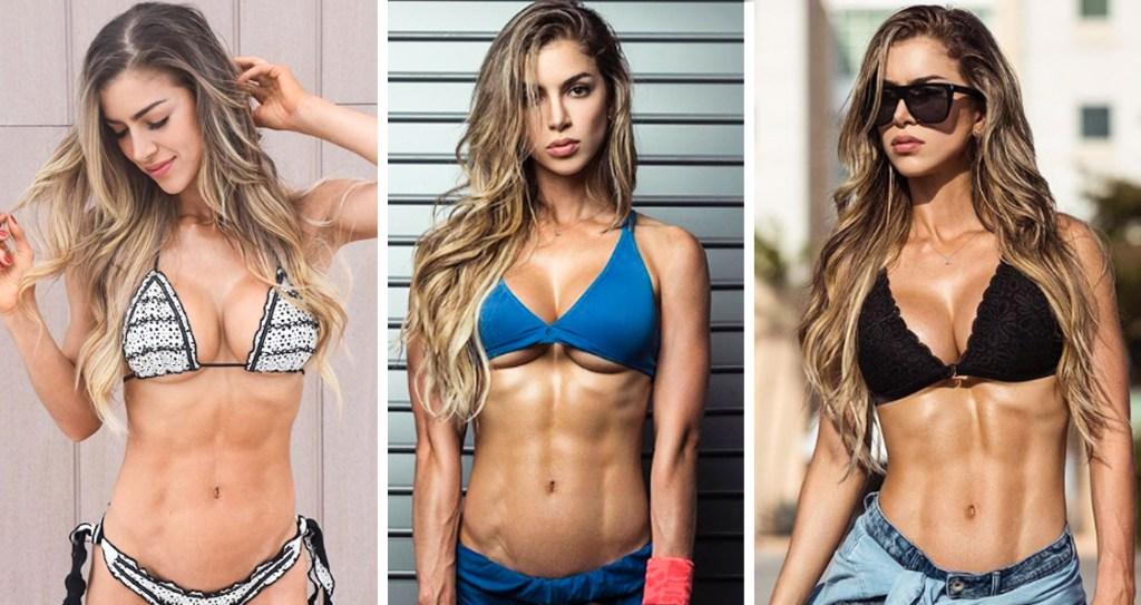 anllela sagra, fitness model, modella fitness, modelo fitness