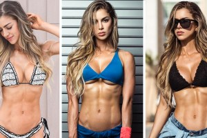 The 10 Most Beautiful Fitness Models Of The Moments