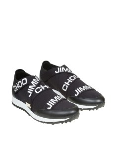 "JIMMY CHOO SNEAKERS SLIP-ON ""TORONTO"" IN MAGLIA"