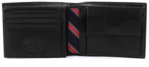 Tommy Hilfiger Eton CC And Coin Pocket Borsa, Uomo, portafogli per uomo