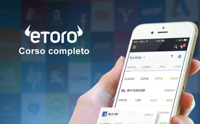 etoro, trading onlne, piattaforma di trading, social trading, trade
