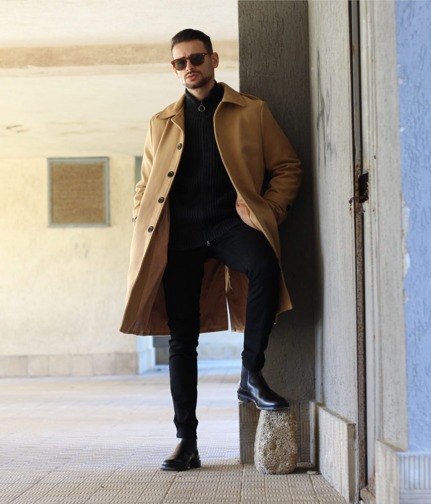 CORRADO FIRERA, modelli italiani, web influencer, fashion blogger