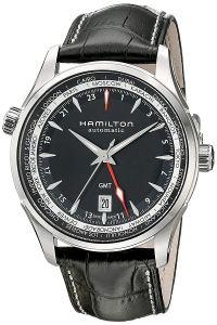 Orologio Hamilton Jazzmaster GMT automatico H32695731 da uomo