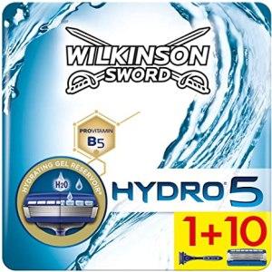 Wilkinson Sword Hydro 5, lamette da barba