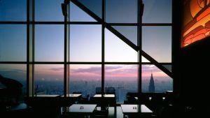 Park-Hyatt-Tokyo-dining-room-city-view-sunset