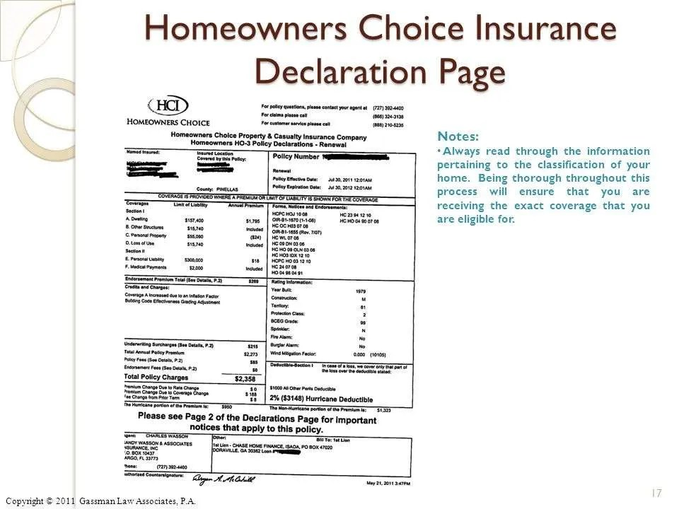 Property Insurance Information Corrections Foundation Supporting