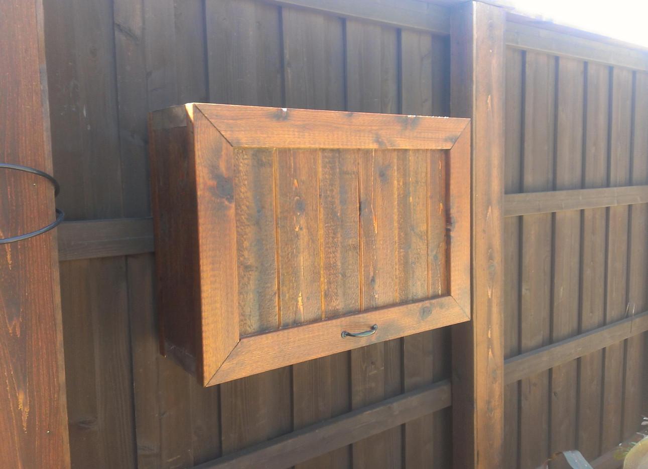 Diy Outdoor Tv Enclosure Interesting Ideas For Home