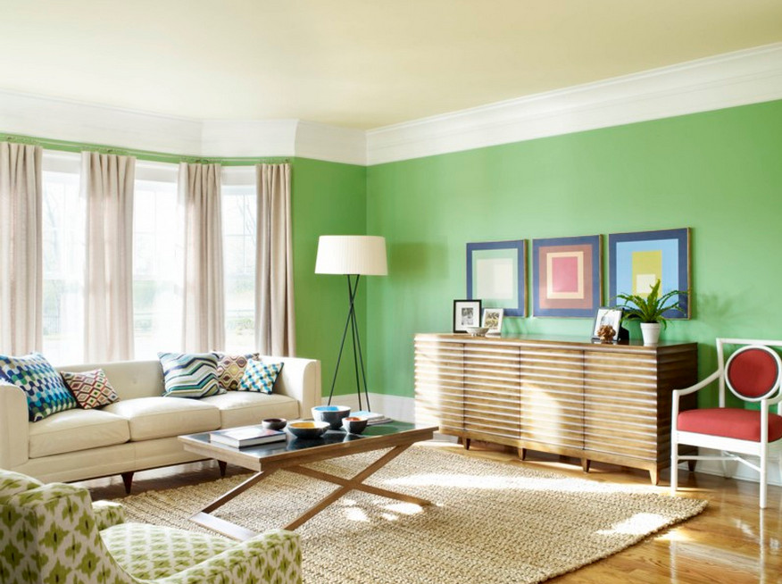 Indoor House Paint Color Schemes   Interesting Ideas for Home Indoor House Paint Color Schemes 2