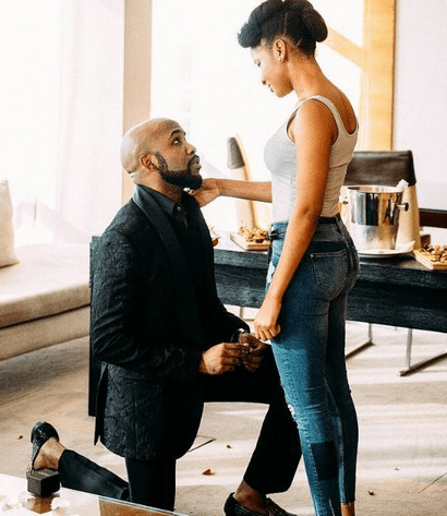 Banky W. Proposes in Style