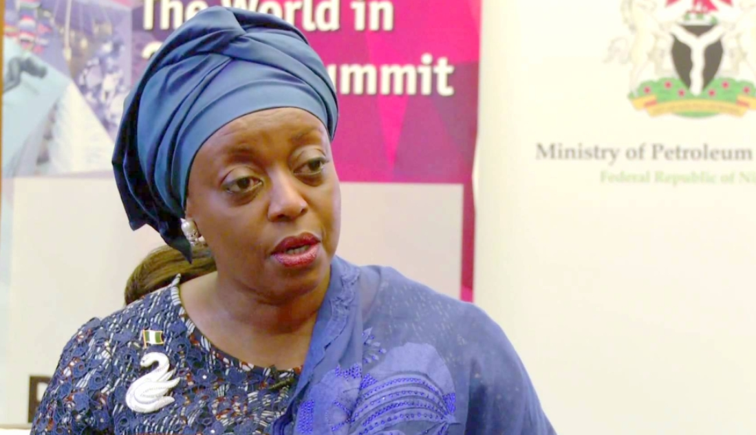 Court orders a temporary forfeiture of Diezani's assets