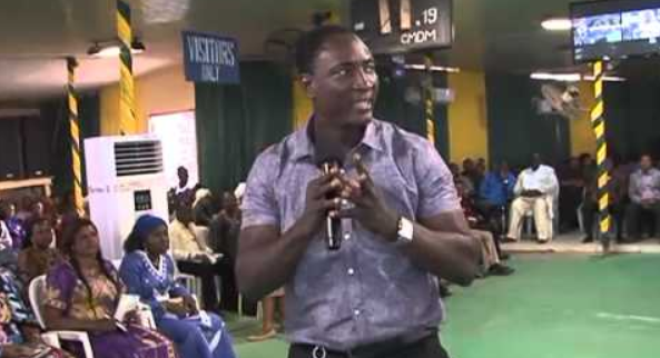 Watch Video – Pastor calls out unmarried youths, orders them to choose each other for marriage