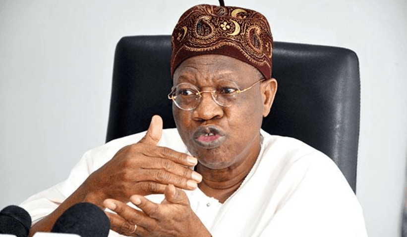 FG to ban the production of Nigerian movies and music outside the country – Lai Mohammed