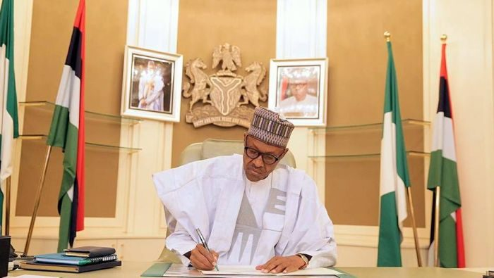 Buharii will be working from home – Presidency