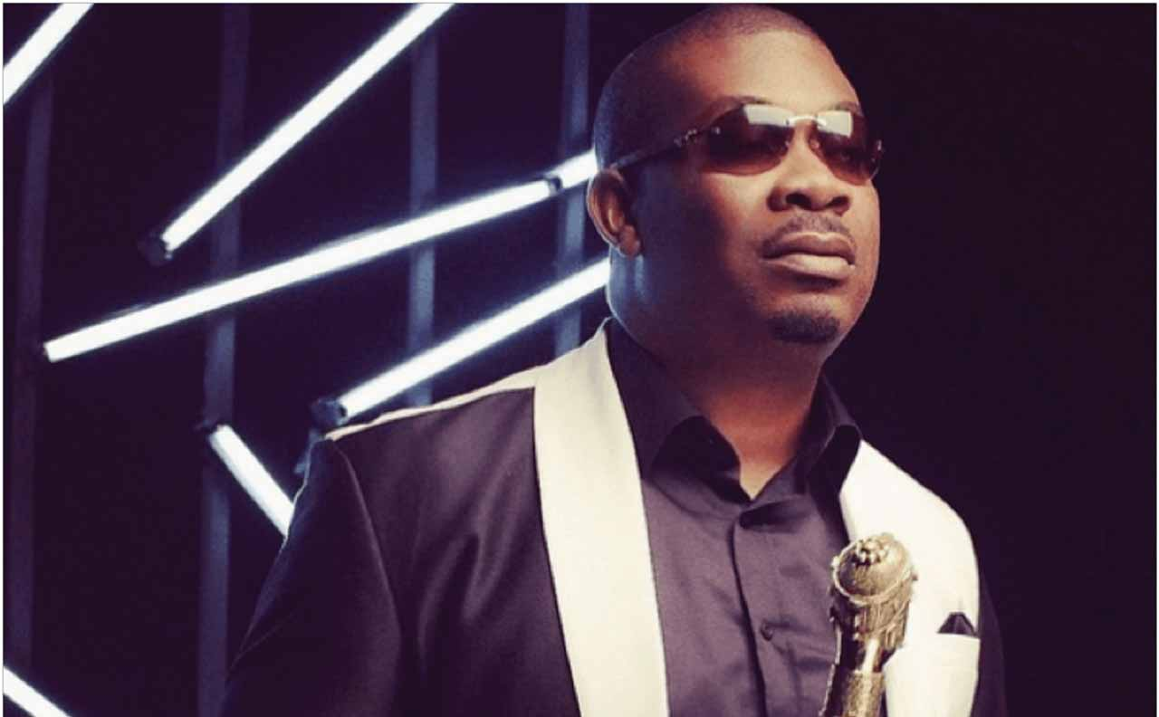 """No One 'Nose' Tomorrow""- Fans React To Don Jazzy's Throwback Picture"