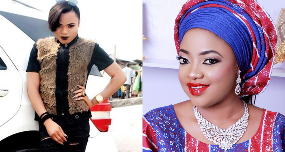 Actress Sotayo Sobola replies critics who slammed her for featuring Bobrisky in her new movie