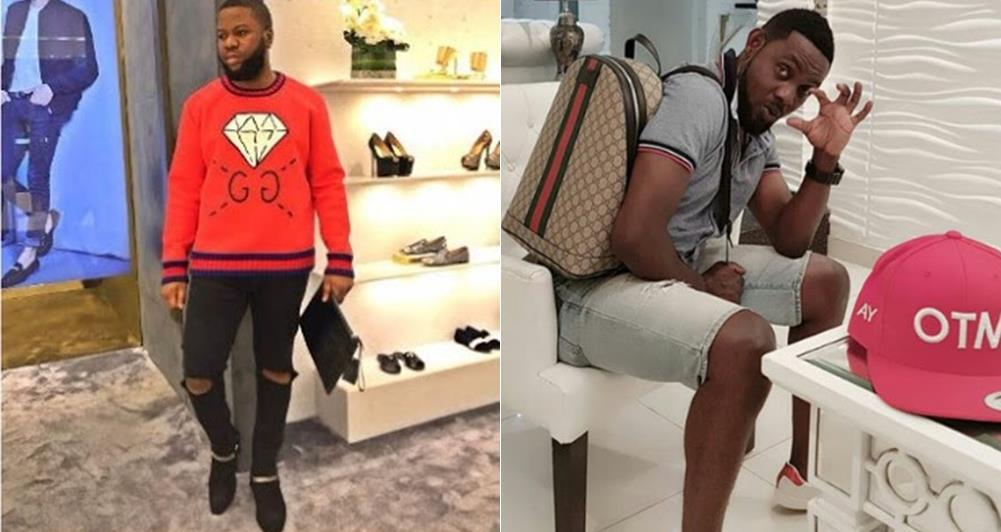 Comedian AY politely takes a swipe at Hushpuppi on Instagram