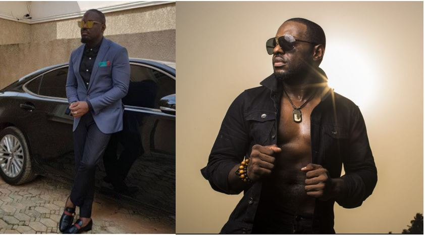 Jim Iyke replies an Instagram follower who called him a freak and advised him to go get a wife(Photo)