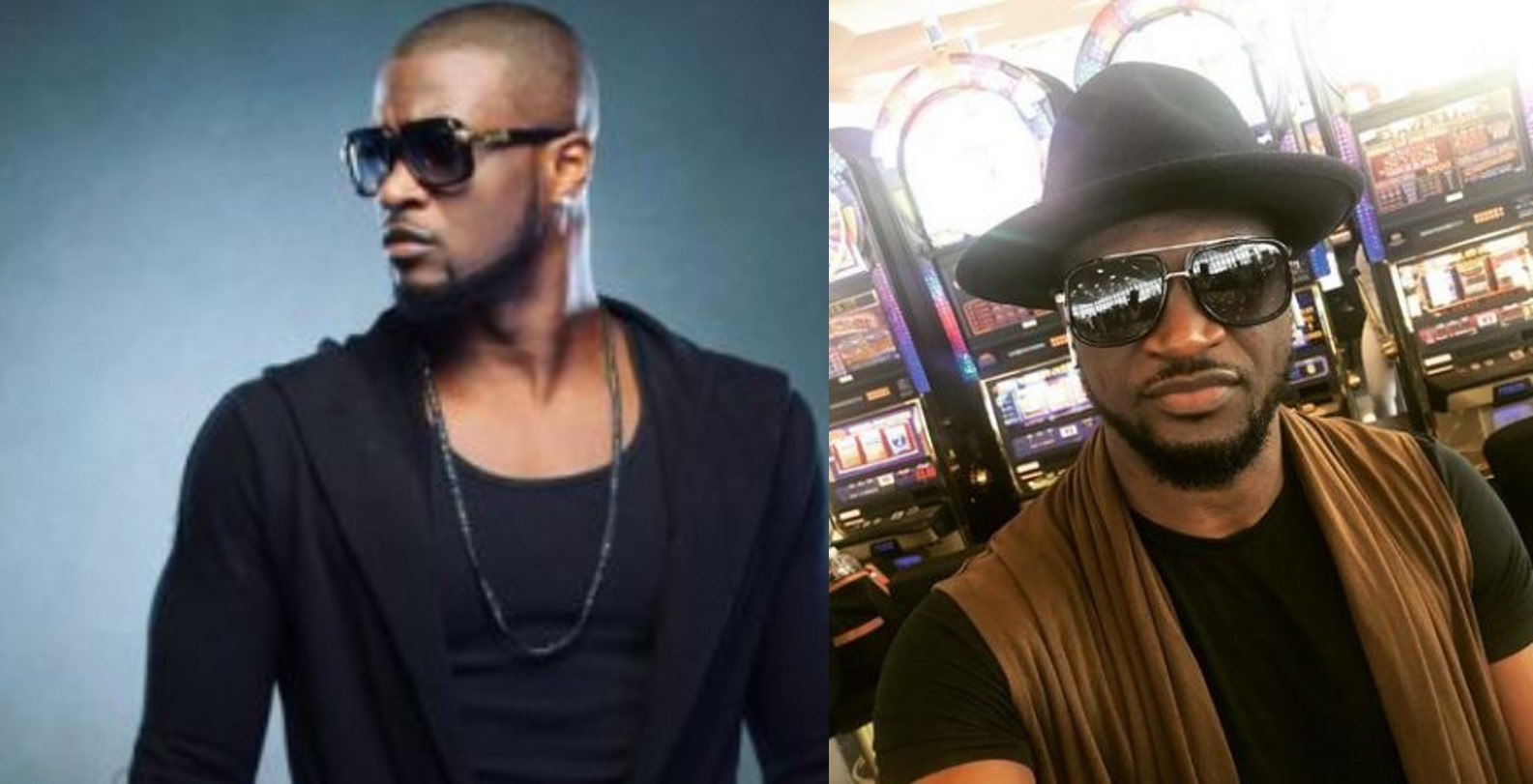 10 cool pictures of Peter Okoye (Mr P)