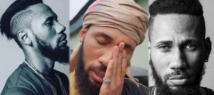 15 pictures of Phyno that will make you want to have beards