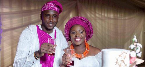 Photos from the wedding of a Correct Bro fan, Emmanuel Emenahor, who just got married