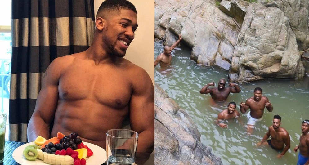 Nigerian lady recounts how posting a picture of Anthony Joshua on social media led to her relationship collapse