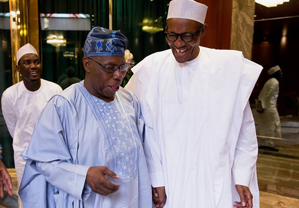Image result for Why I didn't reply Obasanjo's letter – Buhari