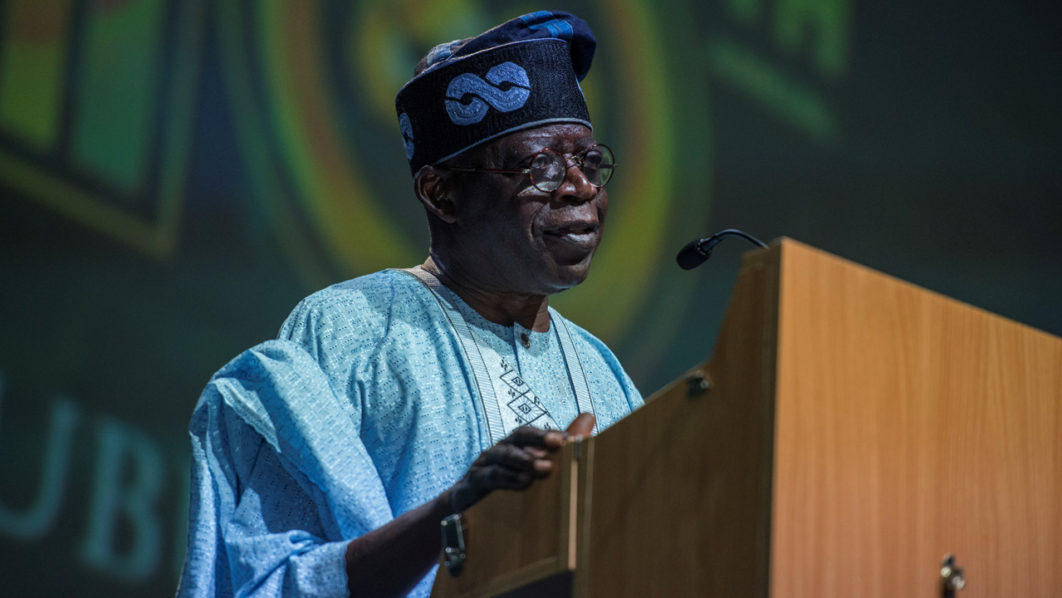 JUST IN: Tinubu bans political groups in Lagos state