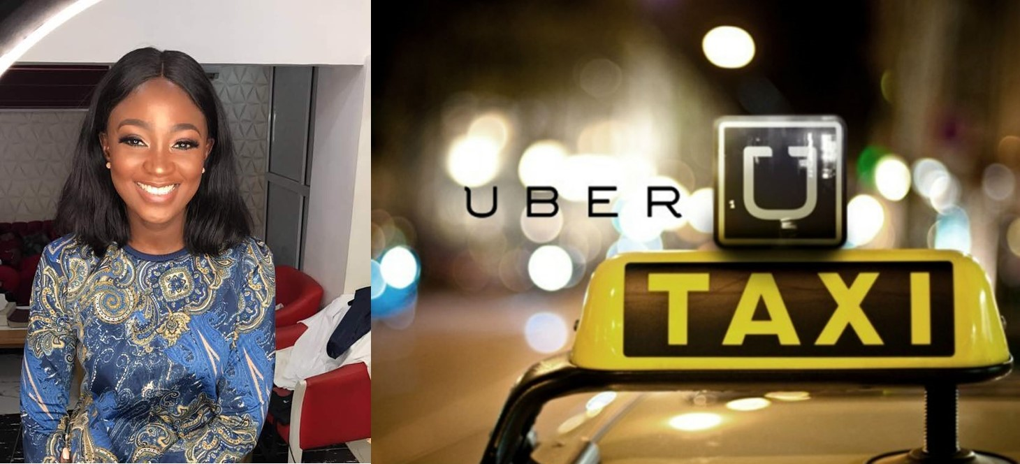 Nigerian designer narrates how an Uber driver almost kidnapped and threatened to stab her mom