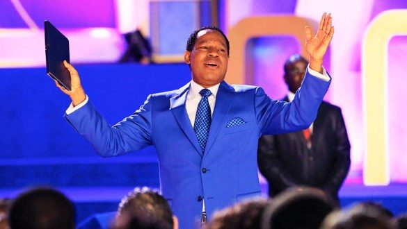 Pastor Chris set to infiltrate Arab world, to hold two-day Crusade at Coca Cola Stadium in Dubai