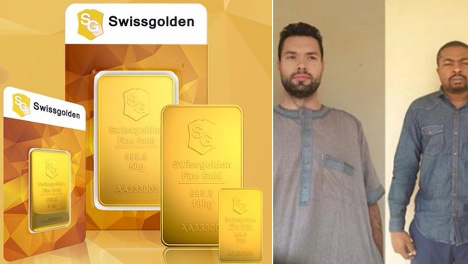 Swiss Golden Ponzi Scheme: One Russian, two Nigerians arrested by EFCC