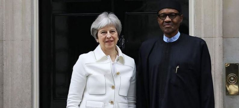 What Buhari told Theresa May (Full text)