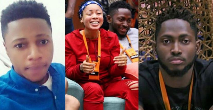 """""""I can't be Miracle's girlfriend, I am going back to Collins"""" – Nina reveals during an interview"""
