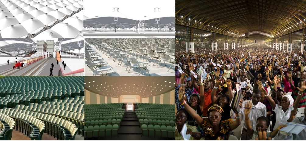 Top 20 churches in Nigeria, their founders, and the year they were founded