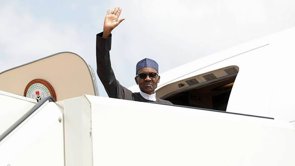 President Buhari leaves Nigeria for Jordan, Dubai